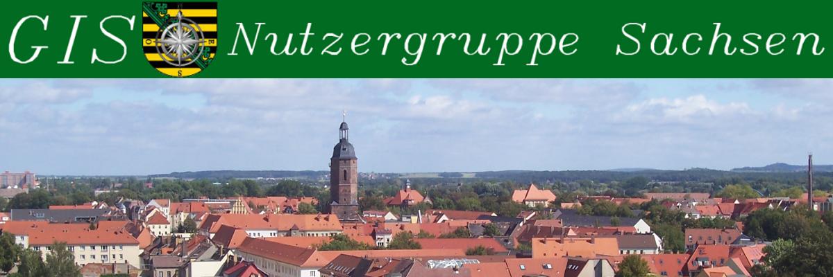 GIS Anwender Sachsen